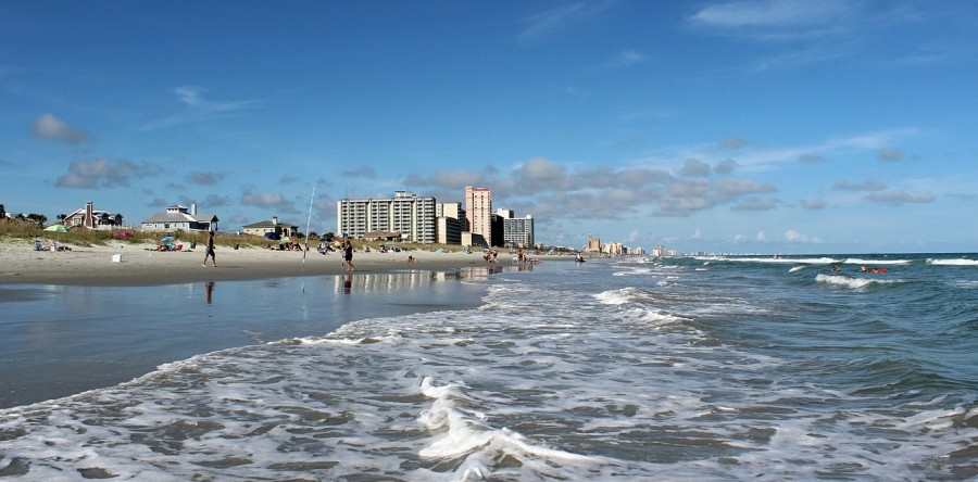 Estativize Visits Myrtle Beach, S.C., Land of Golf, Sea, and Sun
