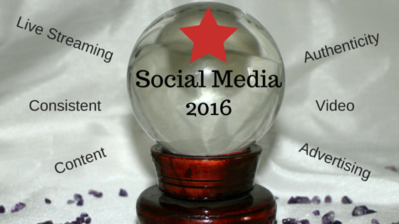 3 Social Media Marketing Predictions You Should Pay Attention To In 2016