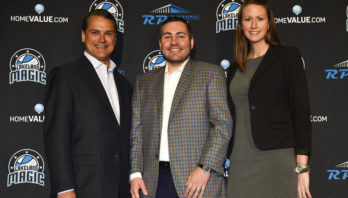 Lakeland Magic's Home Arena Has a New Name the RP Funding Center